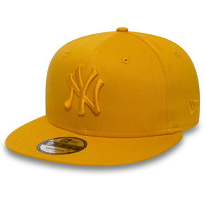 Snapback New Era 9Fifty MLB League Esential NY Yankees Yellow - Farba: Žltá, Pohlavie: UNI, Size: S/M