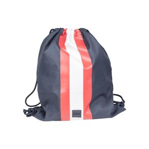 Vrecko Urban Classics Striped Gym Bag