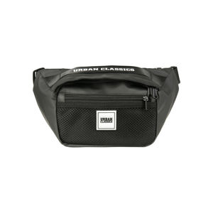 Čierna Ľadvinka Urban Classics Coated Shoulder Bag