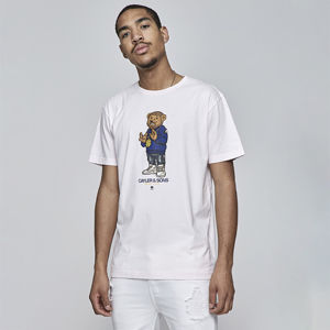 Cayler & Sons WHITE LABEL t-shirt WL Controlla Tee pale pink / mc - Pohlavie: pánske, Size: S