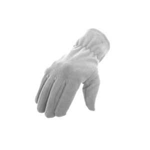 Rukavice Urban Classics Polarfleece Gloves grey Flexfit: L/XL