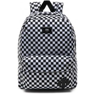 Batoh VANS MN Old Skool III Backpack Black/White Check