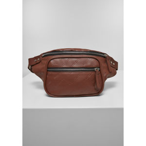 Ľadvinka Urban Classics Imitation Leather Shoulder Bag brown