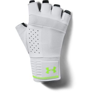 Pánske rukavice na cvičenie Under Armour UA Men's Weightlifting Glove-GRY Size: S