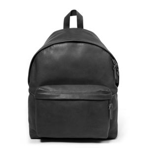 Batoh EASTPAK PADDED PAK'R Black Ink Leather - 24l Objem: 24l