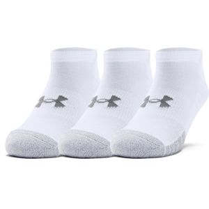 Ponožky Under Armour UA Heatgear NS -WHT Size: XL
