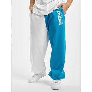 Pánske tepláky Dangerous DNGRS / Sweat Pant Two-Face in white Size: S