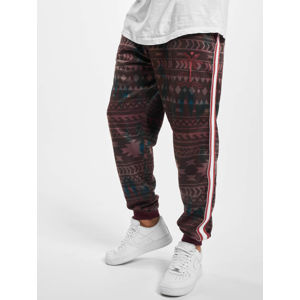 Pánske tepláky Just Rhyse / Sweat Pant Pocosol in red Size: XL