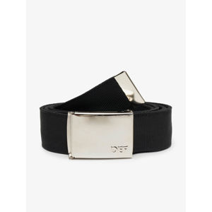 Opasok DEF / Belt Canvas in black