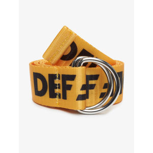 Opasok DEF / Belt Canvas in yellow