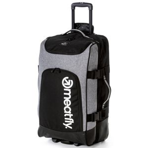 Kufor Meatfly Contin 2 Trolley Bag black-heather grey 100l