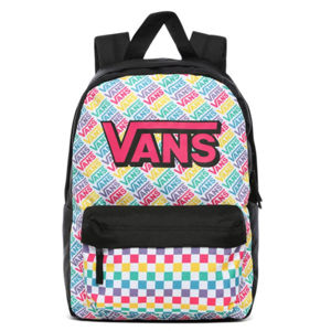Farebný batoh VANS GIRLS REALM BACKP Girls Multicolour 19l