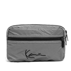 Ľadvinka Karl Kani Signature Tape Hip Bag Reflective