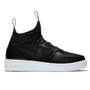 Nike Air Force 1 Ultraforce Mid Black Black White Veľkosť: 42.5